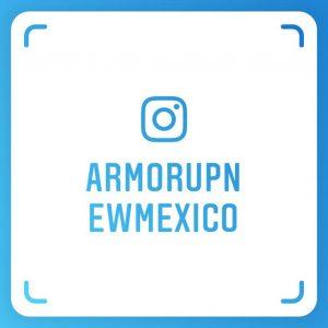 Armor Up New Mexico Instagram