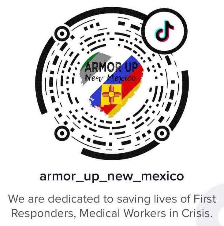 Armor Up NM on TikTok