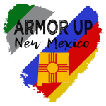 Armor Up NM Logo