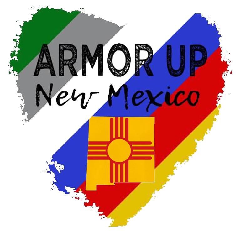 Armor Up NM Logo